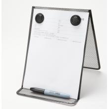 Tablero de notas de malla metálica de alambre