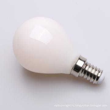 Млечный внутри светодиодная свеча круглозвенная лампами накаливания С45 2ВТ 4ВТ