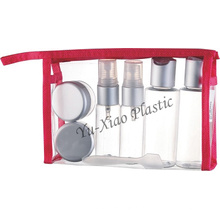 Plastik-Reise-Sets