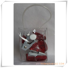 PVC Box Stationery Set for Promotional Gift (OI18012)