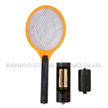 2*AA battery operate electric mosquito killer mosquito swatter