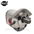 hydraulic clayson harvester gear pump for mini gear pump construction machine