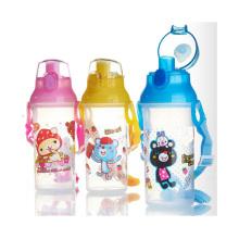 450ml New Design Kids Plastic Water Bottle, Professional manufacturer of plastic water bottle