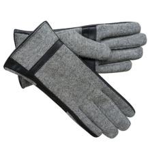 Lady Fashion Wool Nylon Knitted Winter Warm Gloves (YKY5065)