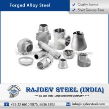 Precisión dimensional, componentes de acero de aleación forjados resistentes a la corrosión
