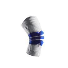 Paded Knee Sleeve Breathable Basketball Leg Compression Sleeve Knee Brace