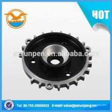 Die casting Auto wheel gear