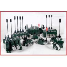 bulldozer hydraulic control valve