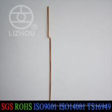 Wire Form, Brass Wire, Design by Customer