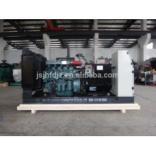 250kw diesel generator with Daewoo engine 250kw diesel power generator set price