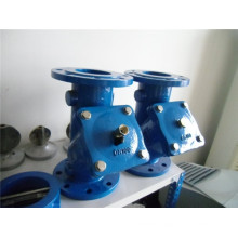 Flanged End Cast Iron Y Type Filter for Water