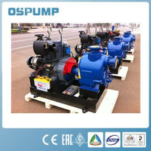 Factory wholesale and form a complete set of air-cooled diesel engine self-priming pump