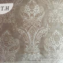 3D geprägte Italien Velvet Fabric von 300GSM