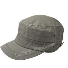Casquette / chapeau militaire de base en laine de coton à la mode