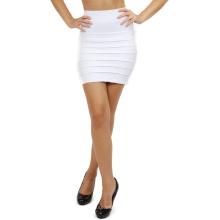 2014 ladies seamless jacquard skirt