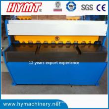 QH11D-2.5X1300 hochpräzise mechanische Guillotine-Schermaschine