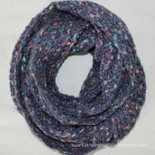 New style autumn knitted infinity scarf