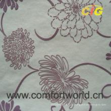 Revestimento de tecido para cobertura de sofá (SHSF04227)