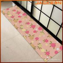 Alfombra de la puerta de la alfombra de la casa, tapete lavable de la puerta