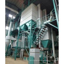 Automatic Poultry Pellet Feed Making Machine