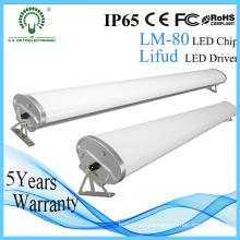 IP66 30W 5000k luz de tubo de Tri-prueba de LED