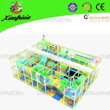 Дизайн интерьера детской игровой площадки