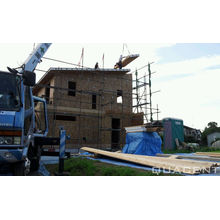 Modern Design Wooden Frame Prefab Homes