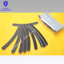 Manufacture different bending nail file for promation