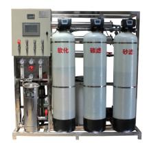 1000 l / h reine Wasseraufbereitungsanlagen mit Umkehrosmose-Membran