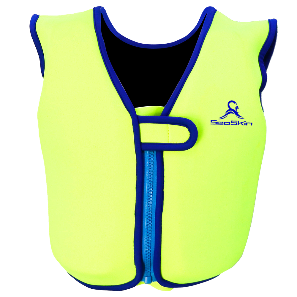 Lj009 Seaskin Kids Swim Life Vest 1