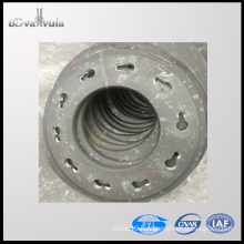 China Hot Rolled Prestressed Spun Concrete Pile End Plate
