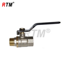 steam and water ball valve