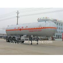 3 axles LPG semi-trailer vehicle