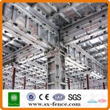 Kurzzeitiges Schließlamellensystem aus Aluminium