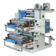 Doble Color máquina de impresión Flexografía (CE)