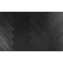 Household 12.3mm AC4 Embossed Teak Waxe3d Edged Laminate Flooring