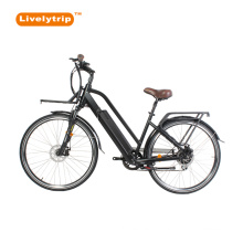 EN15194 city riding electric bike bicycle hidden battery electric bicycle 2018