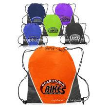 Promotion String Bag, Drawstring Rucksack Tasche