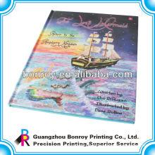 Custom colored print the latest style art flip book
