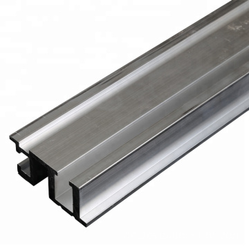 Mill Finish Aluminium-Extrusionsprofile