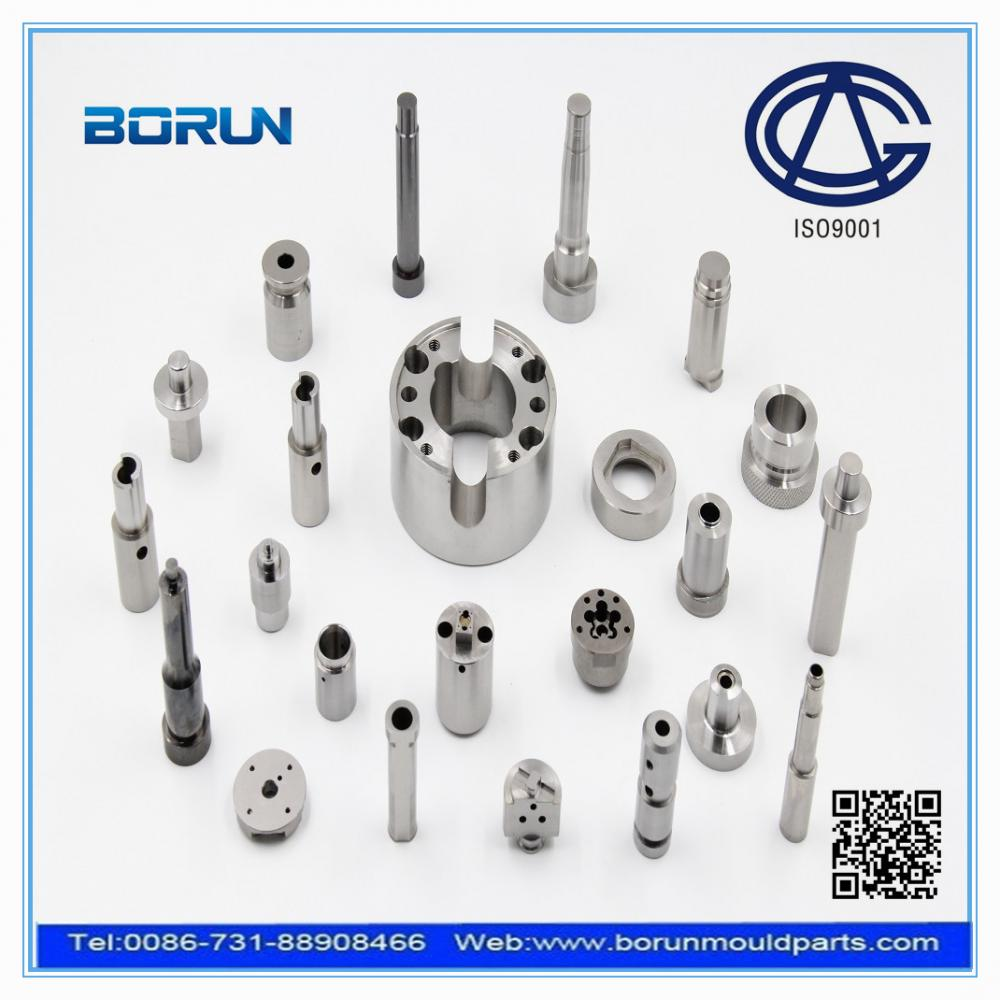 High precision mold parts