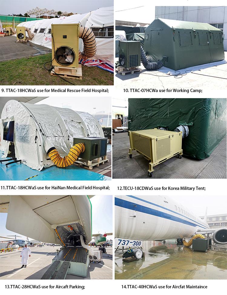 Tent air conditioner2