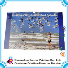 Venta al por mayor Custom Calendarner Daily Desk Calendar Printing