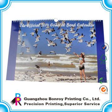 Wholesale Custom Planner Daily Desk Calendar Printing