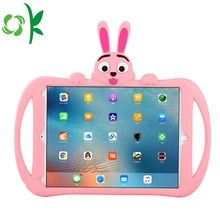 Cartoon siliconen tablet hoes voor Ipad Mini Cover