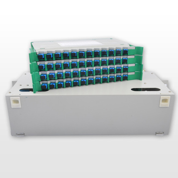 SC Type Fiber Optical Patch Panel Mini ODF