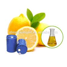 100% чистое органическое лимонное масло / эфирное масло лимона