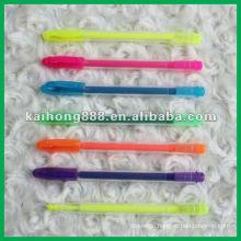 Non-toxic highlighter pen with slim body