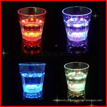 Flash Light Cups LED Bar Night Club Festa Bebida Brilho Whisky Cup