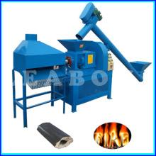 Rentable máquina de briquetas de aserrín de madera
